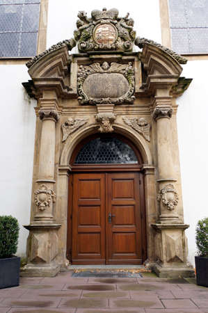 Capuchin Church of St. Francis Seraph, Paderborn, North Rhine-Westphalia, Germany