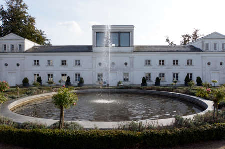 mecklenburg  western pomerania: Orangery at Castle Park, Putbus, Rgen, Mecklenburg-Vorpommern, Germany