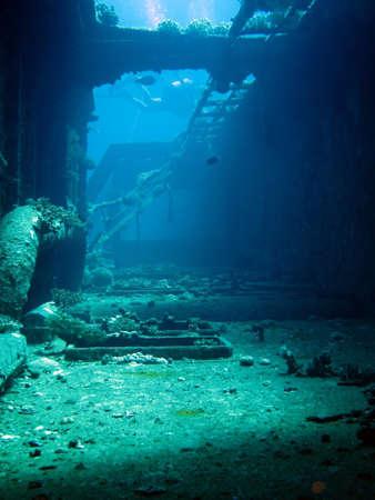 Wreck of the Salem Express, Safaga Egypt,