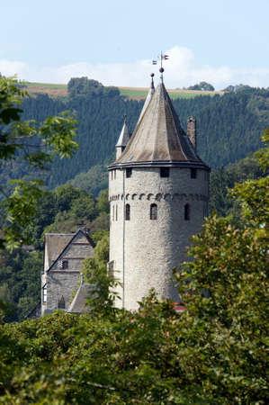 burg: Burg Altena, North Rhine-Westphalia, Germany Editorial