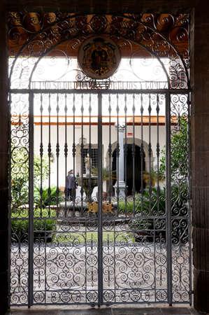 Casa Salazar in San Cristobal de La Laguna, Teneriffa, Spanien