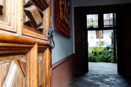 Casa Montanez in San Cristobal de La Laguna, Teneriffa, Spanien