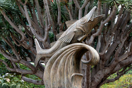 principe: Monumento en la Plaza del Pr�ncipe, Santa Cruz, Tenerife, Islas Canarias, Espa�a