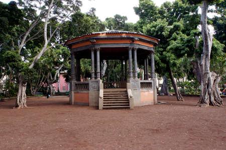 principe: Plaza Pr�ncipe de Asturias, Santa Cruz, Tenerife, Islas Canarias, Espa�a Editorial