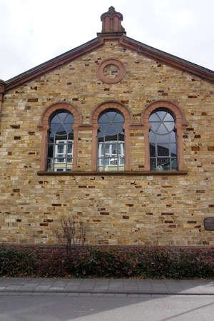 Former jiddish synagogue Ahrweiler, Rhineland-Palatinate, Germany