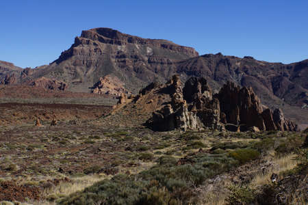 migrate: Hike to the Roques de Garcia, Teide National Park, Tenerife, Canary Islands, Spain