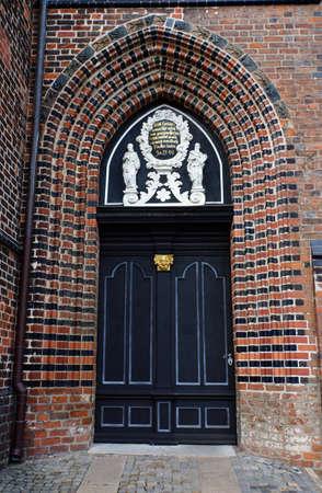 mecklenburg  western pomerania: Nikolaikirche Wismar Mecklenburg Vorpommern Germany