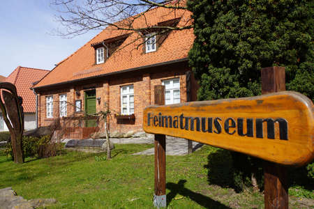 tourismus: Museum of Local History Rerik Mecklenburg Vorpommern Germany