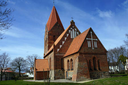 johannes: Protestant Church of Saint John Rerik Mecklenburg Vorpommern Germany