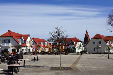 multifamily: Rerik Mecklenburg Vorpommern Germany Editorial