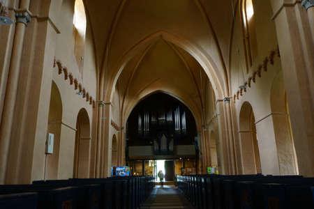 saxony: former collegiate church of Saint Alexander Wildeshausen Lower Saxony Germany