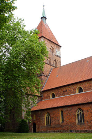 the former: former collegiate church of Saint Alexander Wildeshausen Lower Saxony Germany