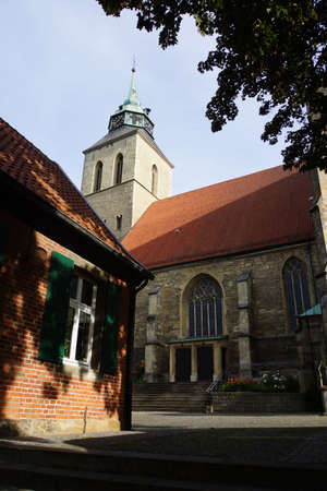 westfalen: St. Martinus Church Greven Nordrhein Westfalen Germany