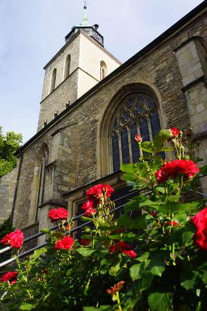 westfalen: St. Martinus Church Greven Nordrhein Westfalen Germany