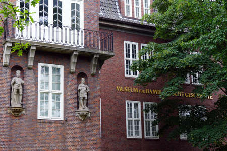 Museum of Hamburg History Hamburg Germany Editorial