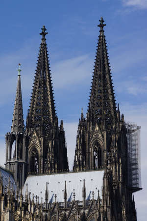 westfalen: Cologne cathedral Nordrhein Westfalen Germany