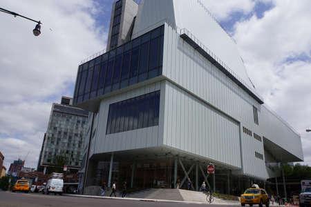 ホイットニー美術館、ニューヨーク、米国 報道画像