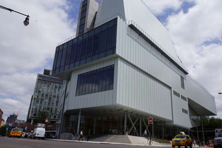 Whitney-Museum, New York City, USA Redakční