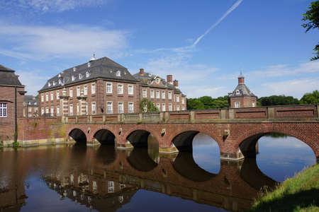 north  rhine westphalia: Nordkirchen - Fachhochschule for Finance, North Rhine-Westphalia, Germany