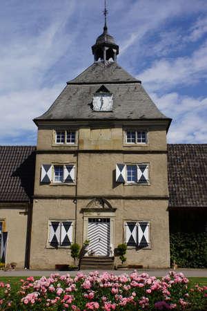 north  rhine westphalia: Schloss Westerwinkel, Ascheberg-Hebern, Nordrhein-Westfalen, Deutschland