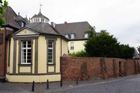 north rhine westphalia: Barocker Pavillon, Xanten, Nordrhein - Westfalen, Deutschland
