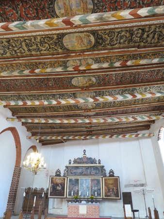 glaube: Holy Spirit Church, Wismar, Mecklenburg-Vorpommern,