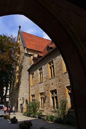 erfurt: Augustinian Monastery, Erfurt, Thuringia, Germany