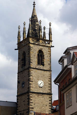 erfurt: John Steeple, Erfurt, Thuringia, Germany