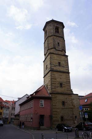 Pauls Tower, Erfurt, Thuringia, Germany