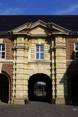 north  rhine westphalia: Preussen-Museum in der historischen Zitadelle, Wesel, Nordrhein-Westfalen, Deutschland Editorial