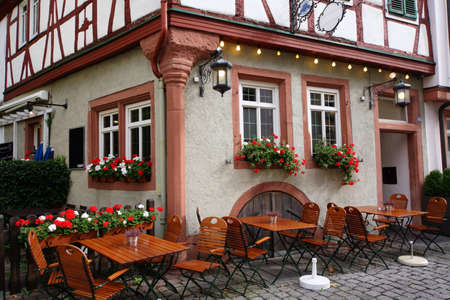 Inn in the historic Old Town