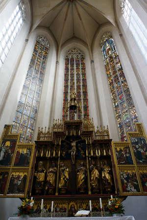high altar: High altar, Saint James Church