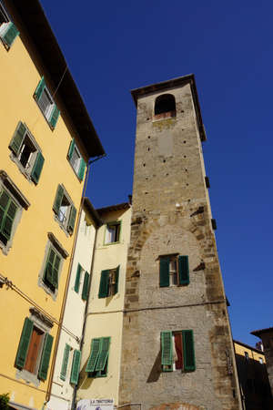 toskana: Torre del Campano, Pisa, Toskana, Italien