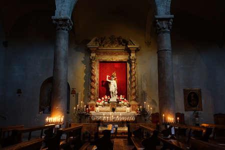 chiesa: Chiesa di San Michele in Borgo, Pisa, Toskana, Italien
