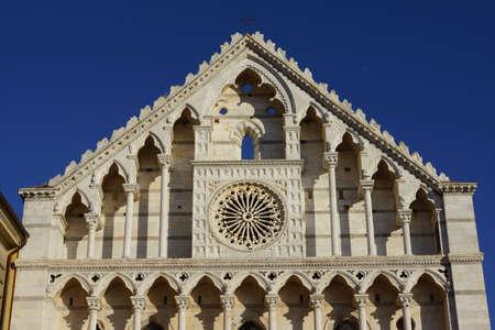 chiesa: Chiesa di Santa Caterina de Alessandria, Pisa, Toskana, Italien Stock Photo