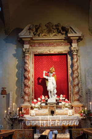 toskana: Chiesa di San Michele in Borgo, Pisa, Toskana, Italien
