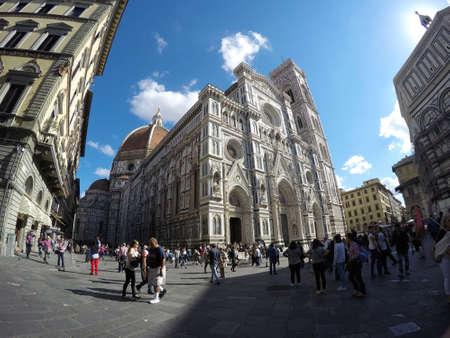 toskana: Kathedrale Santa Maria del Fiore, Florenz,  Toskana, Italien