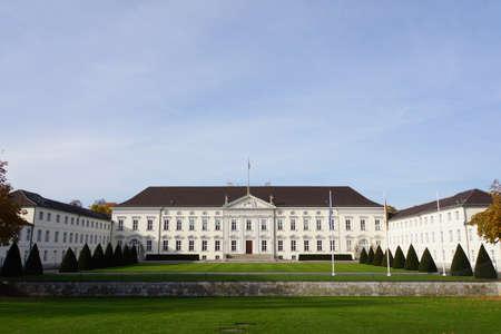 bellevue: Schloss Bellevue, seat of the Federal President Editorial