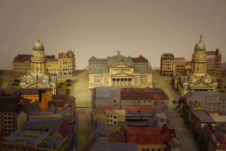 historically: Model of the historic Berlin Editorial