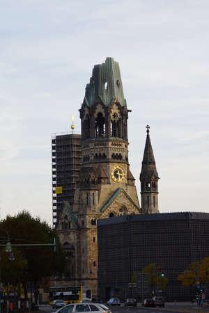 kaiser: Kaiser Wilhelm Memorial Church