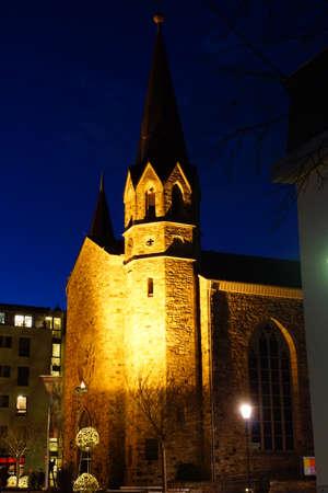 protestant: Protestant church, Bad Neuenahr, Rhineland-Palatinate, Germany