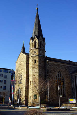 protestant: Protestant Church Bad Neuenahr, Rhineland-Palatinate, Germany