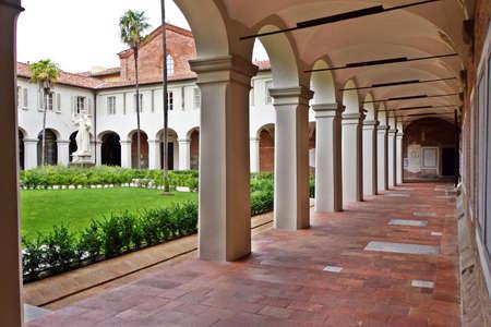 francesco: former convent of San Francesco, Lucca, Tuscany, Italy