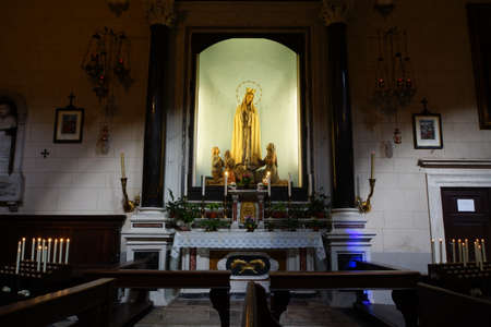 lucca: Church of San Salvatore, Lucca, Tuscany, Italy