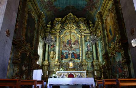 monte: Pilgrimage church of Nossa Senora do Monte, Funchal, Madeira, Portugal