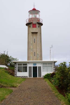 jorge: Lighthouse, San Jorge, Madeira, Portugal