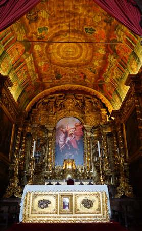 high altar: magnificent altar
