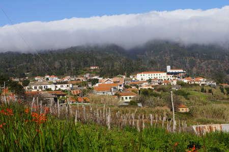 Hike at the Levada de Calheta from Prazeres to Raposeira, Madeira, Portugal