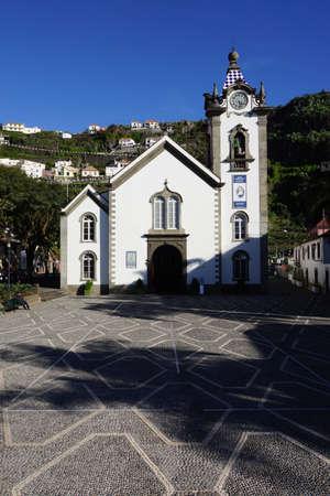 bento: Church Sao Bento, Ribeira Brava, Madeira, Portugal