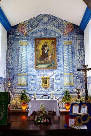 glaube: Dorfkirche in Santo Antonio da Serra, Madeira, Portugal